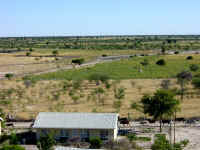 The Arcaro Rest Camp in Namibia