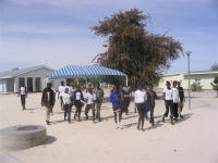 Ekulo Senior Secondary School in Namibia