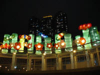 Kowloon Park Lanterns