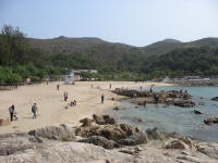 Hung Shing Yeh Beach, Lamma Island
