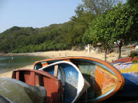 Lo So Shing Beach, Lamma Island